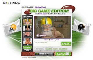 etradebabymail.com – Send Talking Animated Baby Message