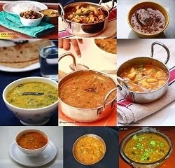 side dish for chapathi / roti/ phulka