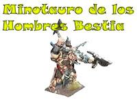Campeón Minotauro de los Hombres Bestia