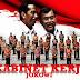 Nama Menteri Kabinet Kerja Jokowi periode 2014 - 2019