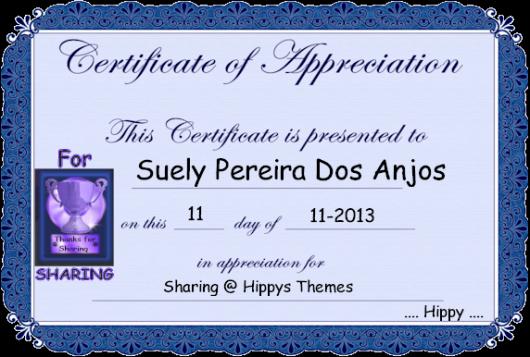 PRESENTE DE HIPPY DOS U.S.A.