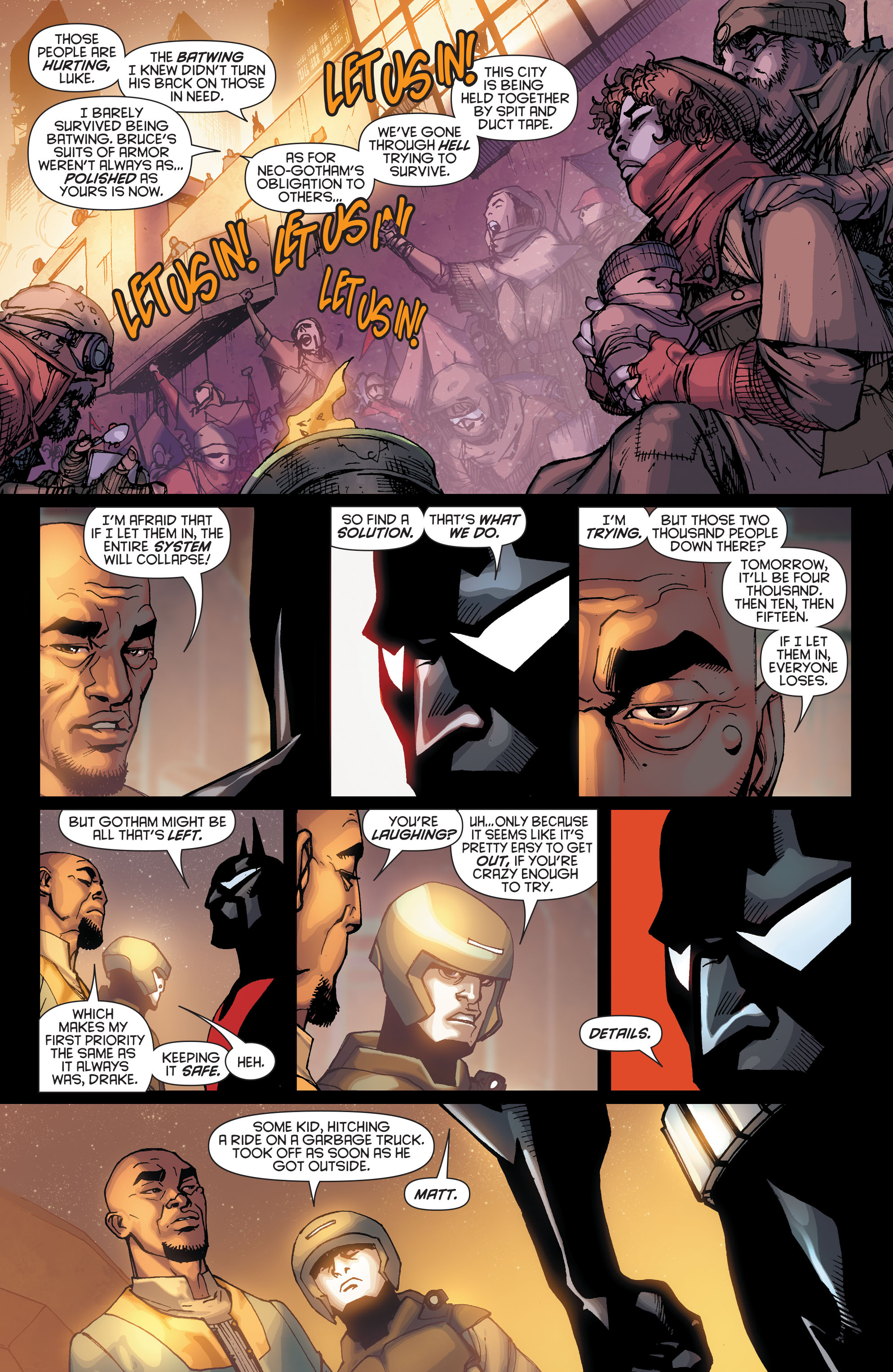 Batman Beyond (2015) Issue #8 #8 - English 18