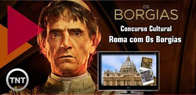 Promoção Roma com Os Bórgias