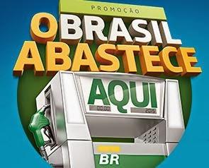 Promoção O Brasil abastece Aqui Petrobras BR