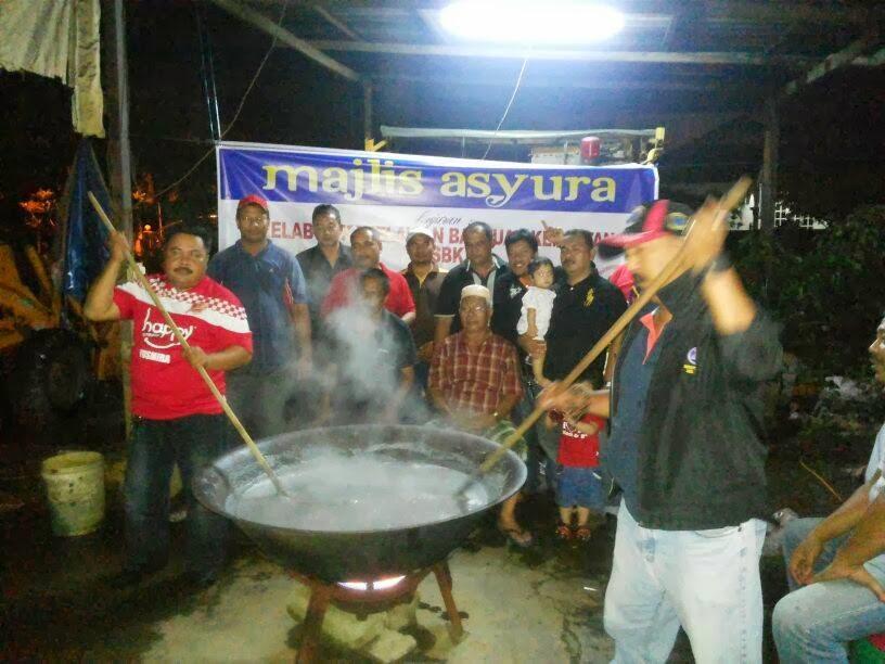 Majlis Alsyura Ksbk bersama polis Trafik Ipd Kota bharu