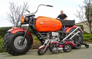 Sepeda Motor Terbesar