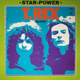 Glampop t vinyl lps 12 for sale for T rex get it on