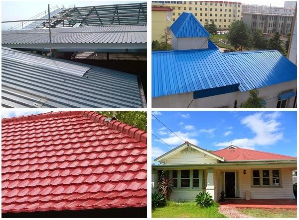 Steel Roofing Steel Roofing