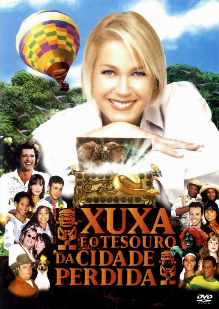 Xuxa e o Tesouro da Cidade Perdida – Nacional (2004)