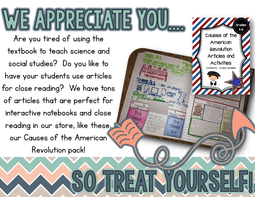 https://www.teacherspayteachers.com/Product/Causes-of-the-American-Revolution-Informational-Articles-and-Activities-1036927