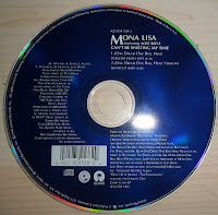 Mona Lisa - Can\'t Be Wasting My Time (CDS (1995)