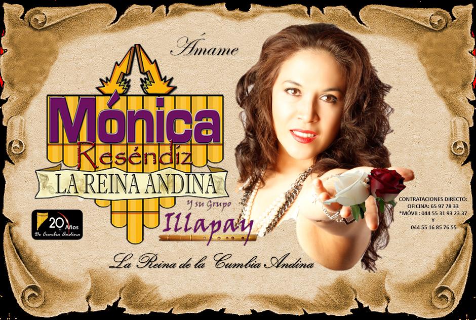 Mónica Reséndiz La Reina de la Cumbia Andina