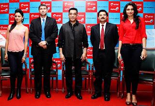 Vishwaroopam Movie DTH Launch Function Stills