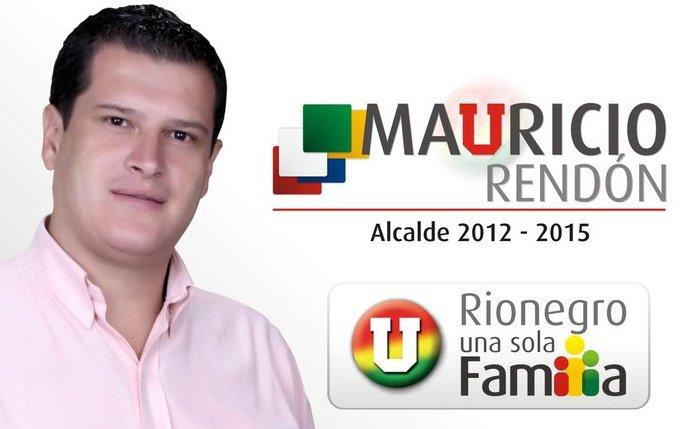 Mauricio Rendón Alcalde