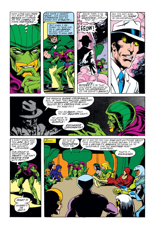 Captain America (1968) Issue #365 #298 - English 20