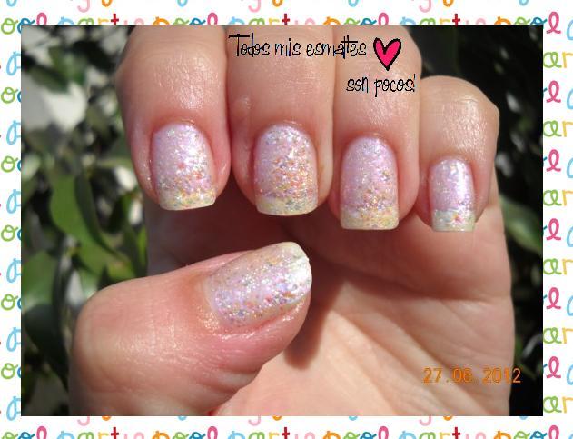snow globe china glaze nails uñas esmaltes nail polish