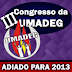 O 3º Congresso da UMADEG-PB foi adiado para 2013
