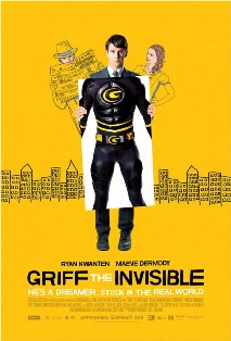 Download Baixar Filme Griff The Invisible   Legendado