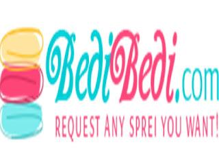 Toko online untuk anda yang mau beli grosir sprei BediBedi bisa anda akses melalui situsnya di BediBedi.com