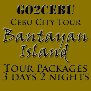 Cebu City + Bantayan Island Hopping in Cebu Tour Itinerary 3 Days 2 Nights Package