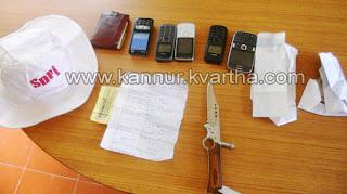 SDPI worker arrested