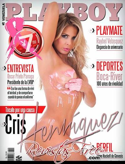 Playboy Venezuela - Gris Henriquez - Outubro 2013