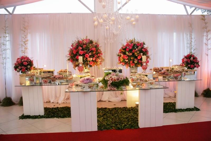 de estação para decoração de casamento simples que são mais