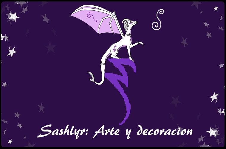 Sashlyr: Arte y decoración