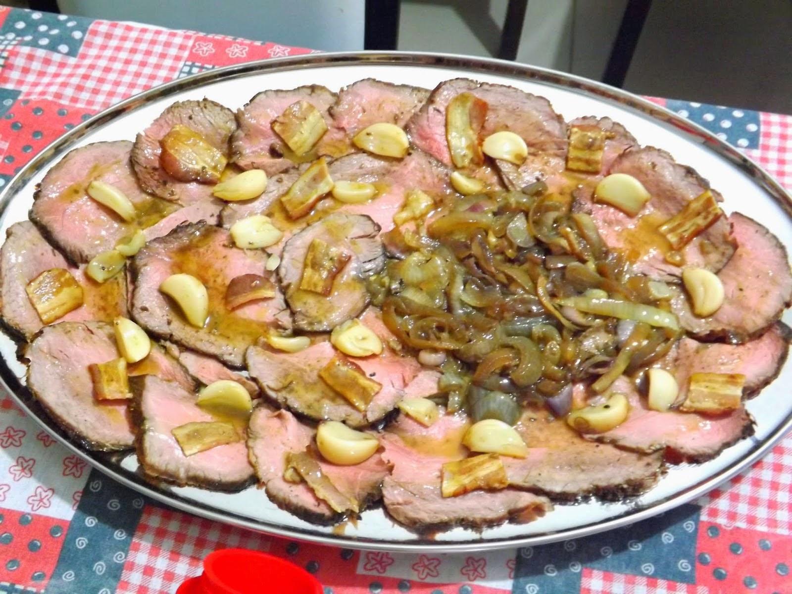 ROAST BEEF DE LAGARTO