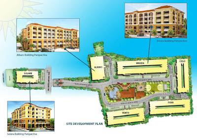 Capri Oasis Pasig Site Development Plan, Condominium for sale in Pasig, Filinvest