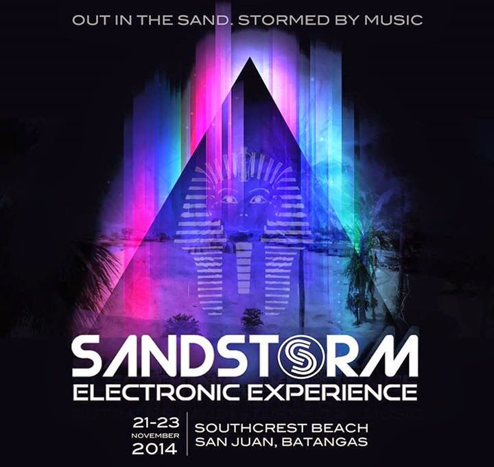 Sandstorm Electronic Experience  2014