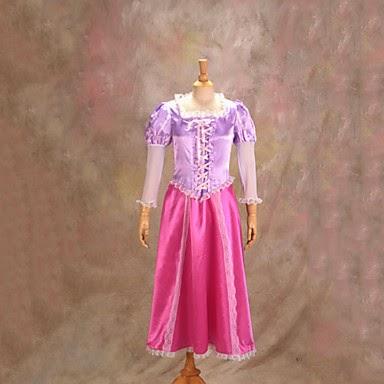 Cosplay Rapunzel