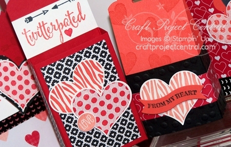 Krafting Kreations Valentines Day Gift Packaging and Card – Valentine Day Gift Cards