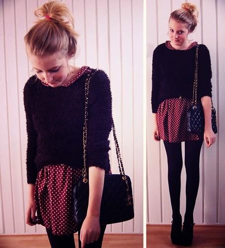 1755220 25a7o77 - Yeni Trend: Elbise �st� Kazak