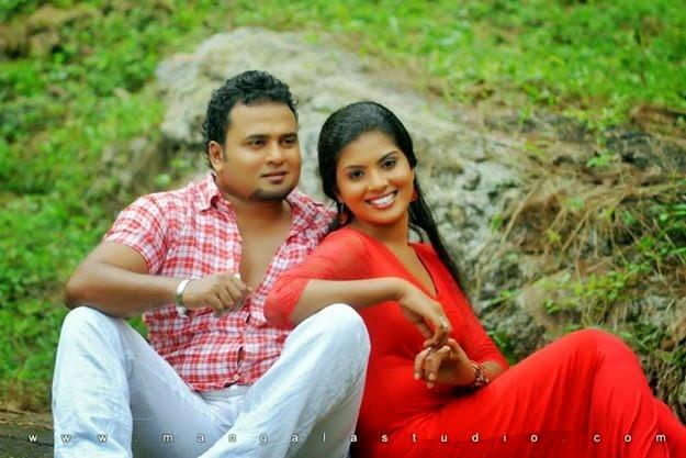 Sri Lankan famous actress Samadhi Aruni Chaya (Malee)
