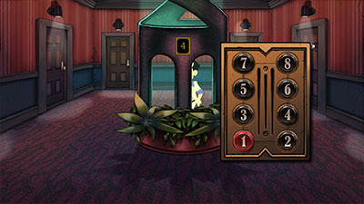 Leisure suit larry reloaded walkthrough order some wine for Floor 6 reloaded menu