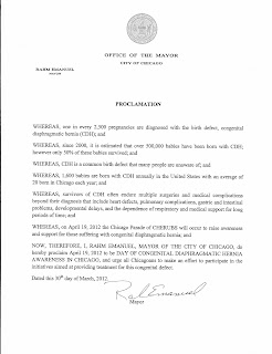 Chicago Proclamation