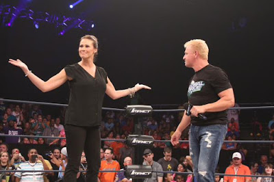 Jeff and Karen Jarrett return to TNA