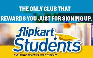 Flipkart Exclusive Benefits for Student: Flat Rs.500 Off on Rs.750 and Extra 5% to 10% Extra Off on Mobiles | Sunglases | Trimmers & Shavers | Laptops & Accesories | Clothings & more