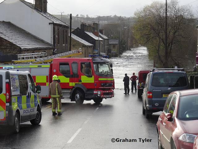 Elland Flooding 1