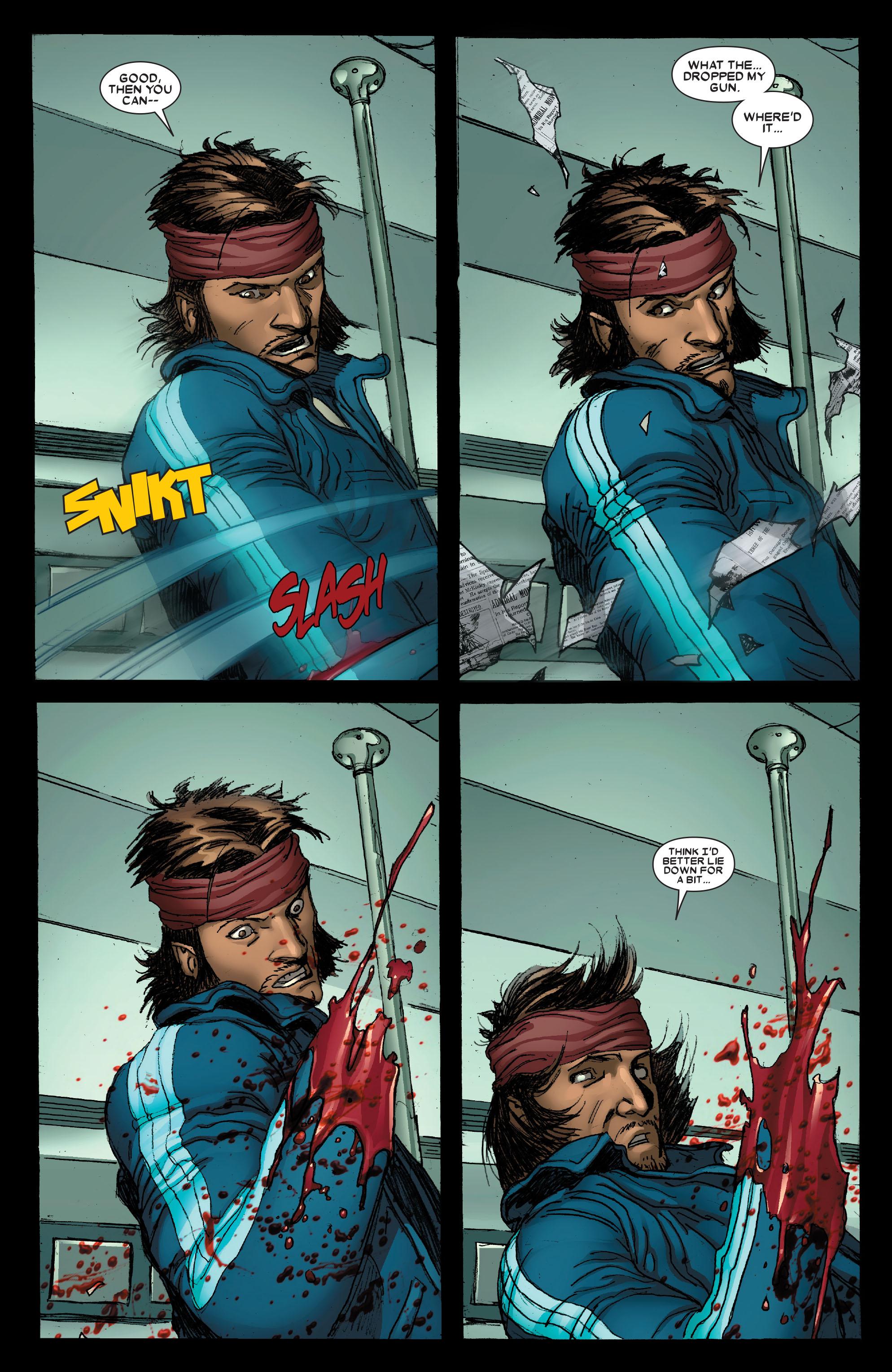Wolverine: Weapon X #1 #16 - English 14