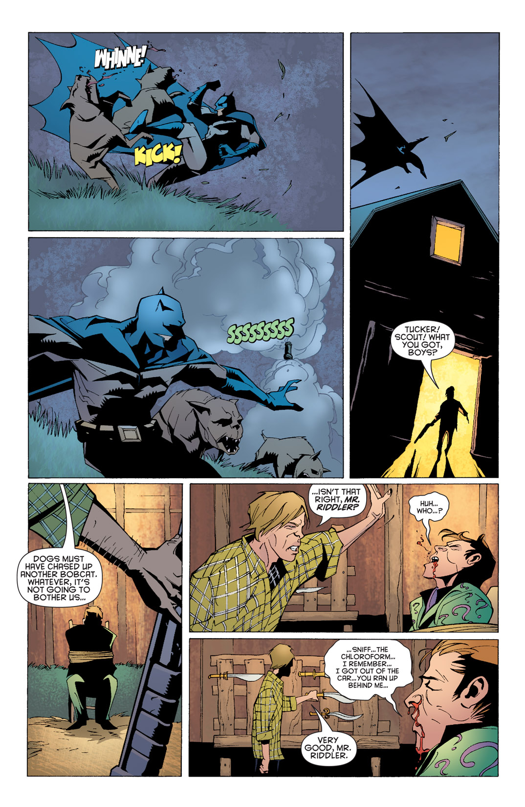 Detective Comics (1937) Issue #845 Page 18
