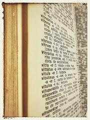 Diccionario        latín-español