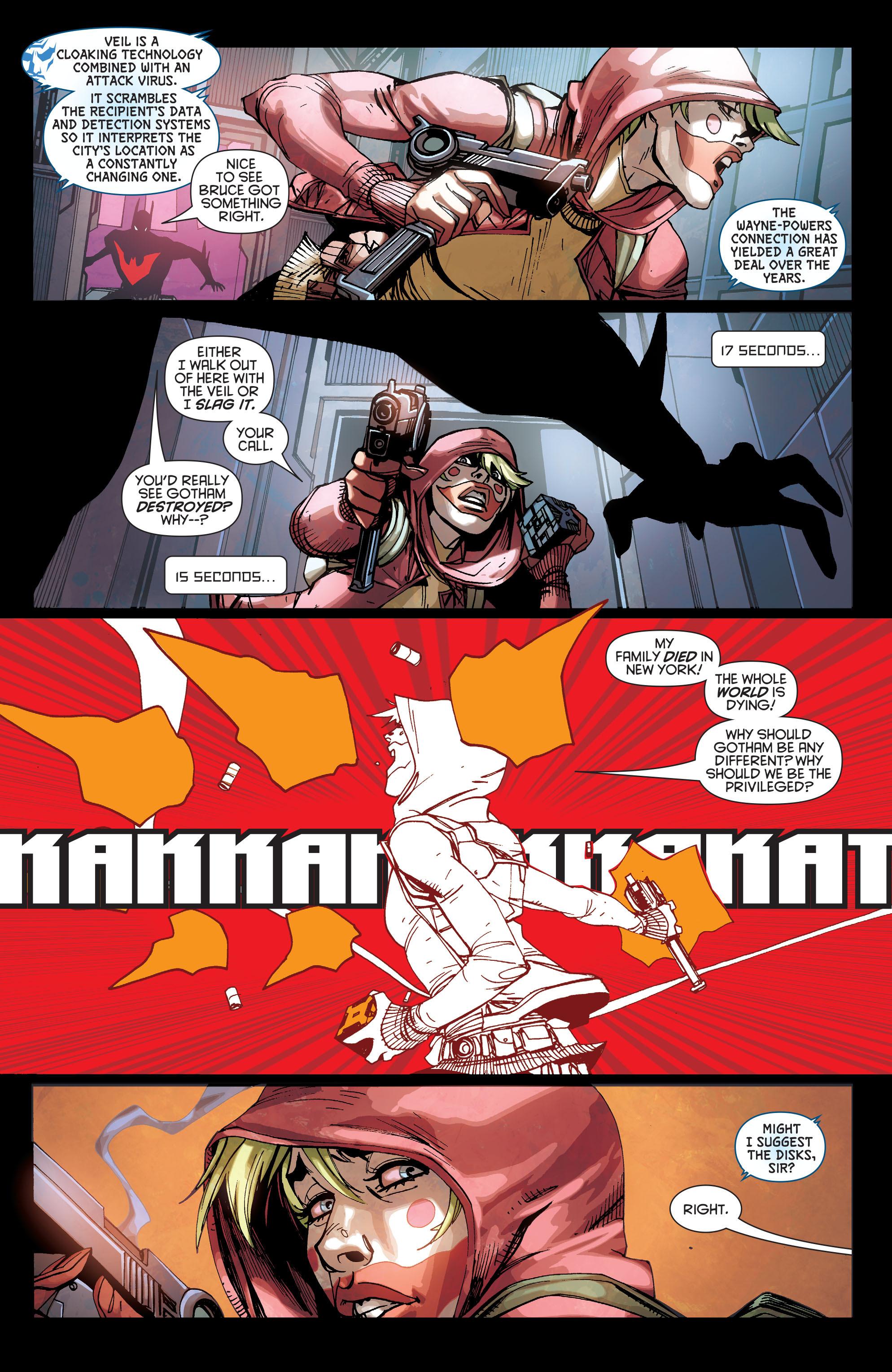Batman Beyond (2015) Issue #1 #1 - English 7