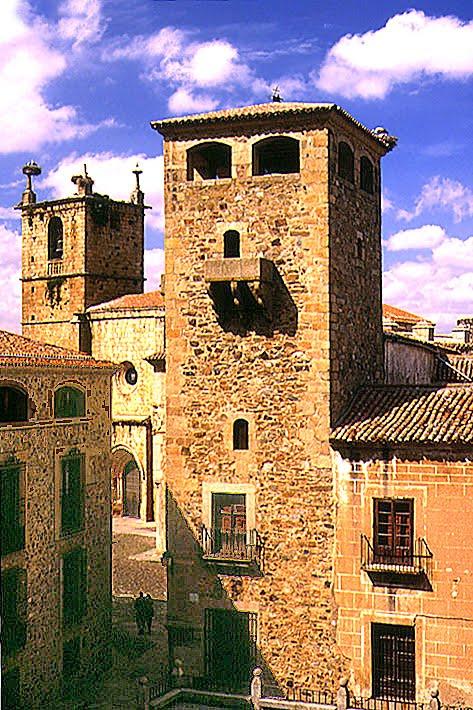 Palacio de los Gofines de Abajo.