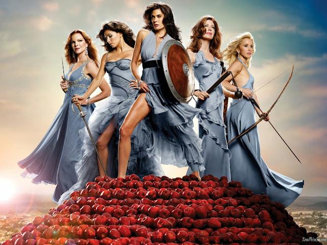 Những Bà Nội Trợ Kiểu Mỹ Phần 4 heyphim desperate housewives normal