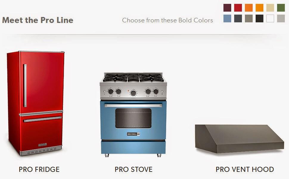 A Look at Big Chill Appliances | Dans le Lakehouse