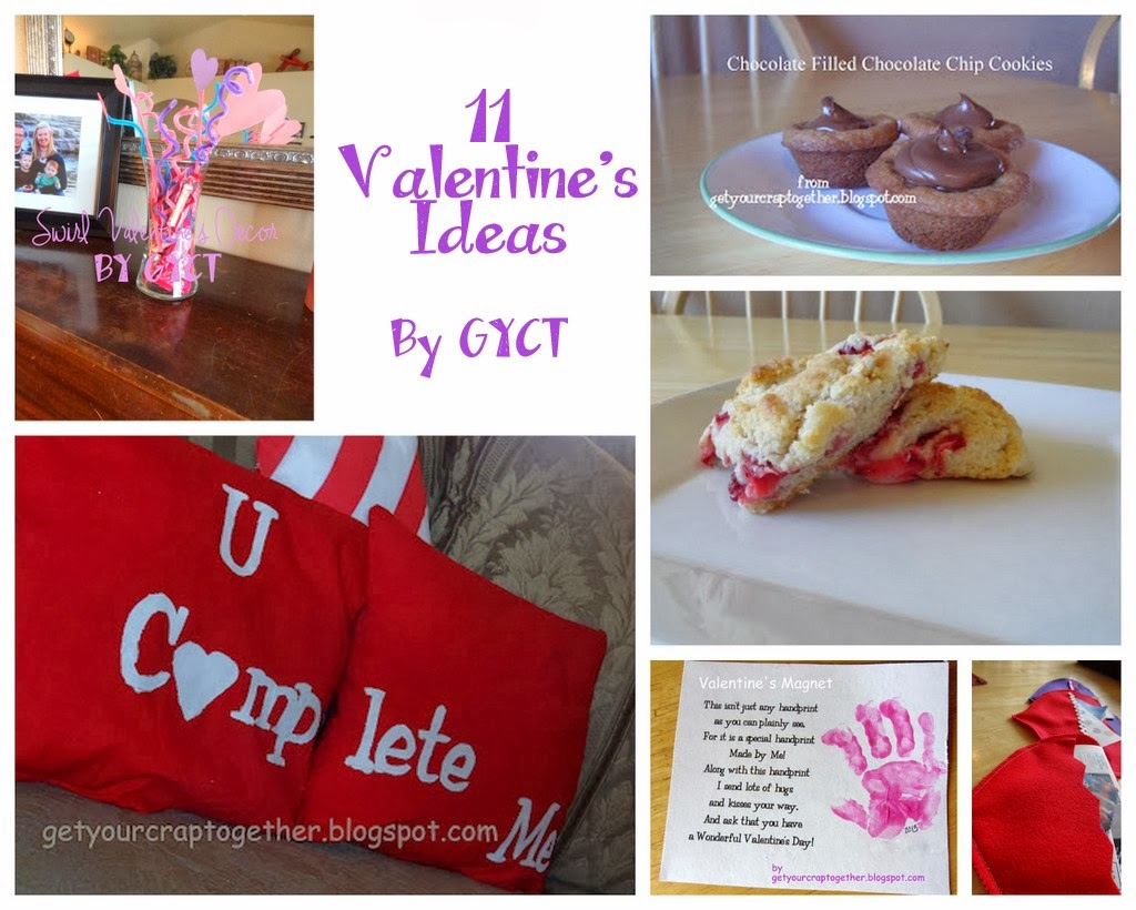 11 Valentine's Ideas from GYCT