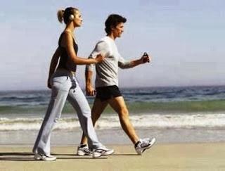 كيف تتعرفين علي مدي حبه لك.. من طريقة مشيته - رياضة المشى الهرولة - running walking man woman jogging