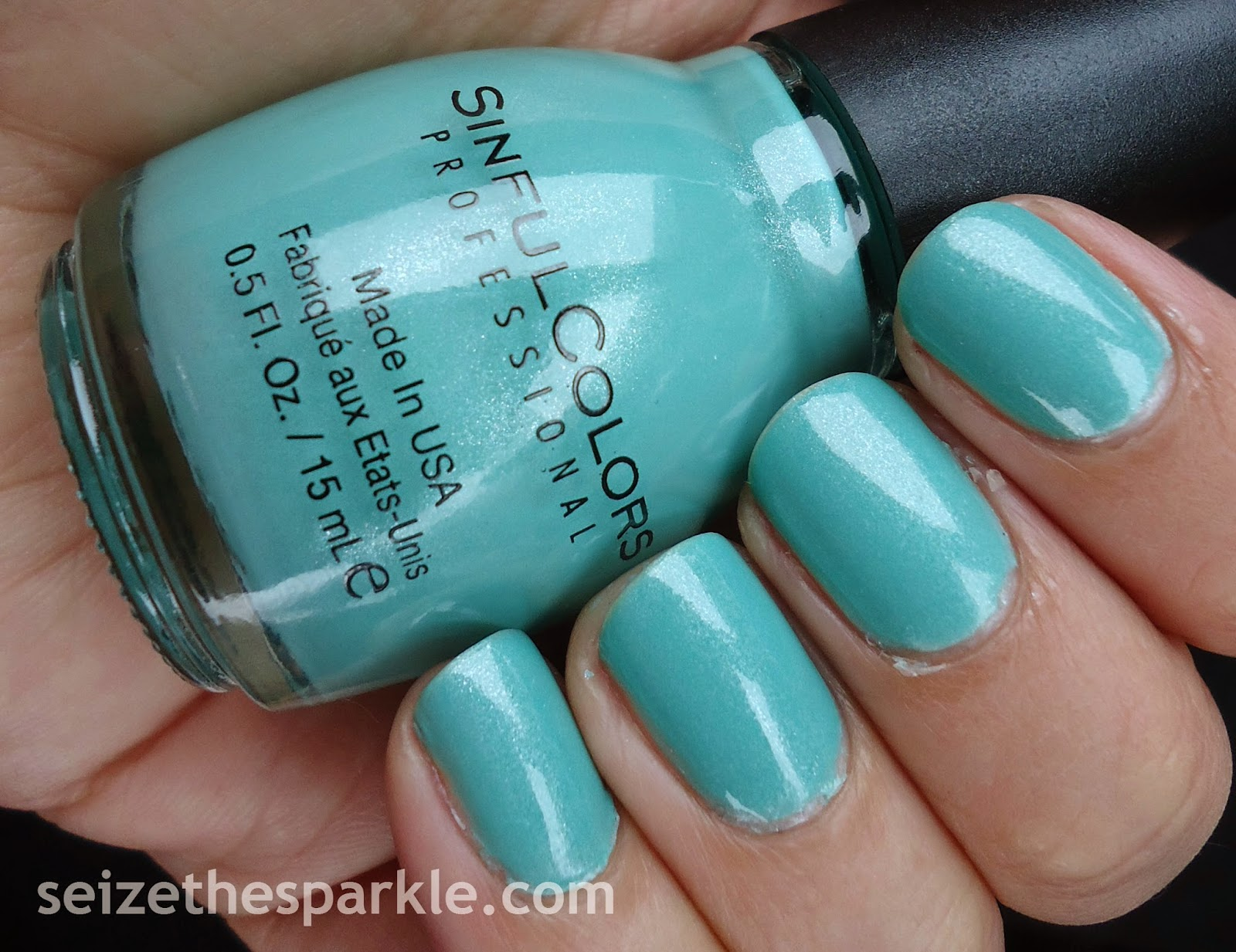 Mint Apple SinfulColors